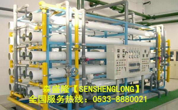 反渗透清洗剂SQ715【酸式】产品应用