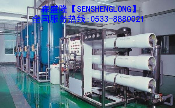 反渗透FUN88体育碱式SL815产品应用实例