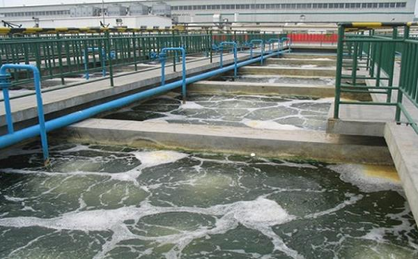 敞开式循环水系统