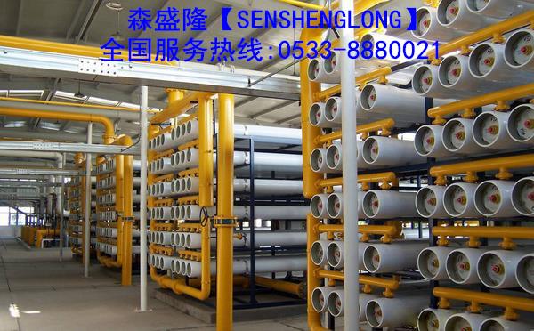 反渗透絮凝剂SL216【膜专用】产品应用实例