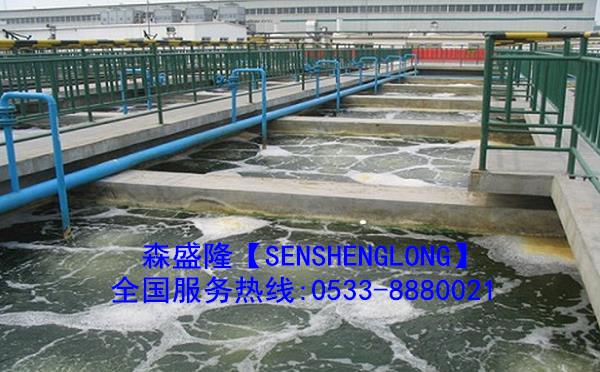 粘泥剥离剂SN097【循环水】产品应用实例