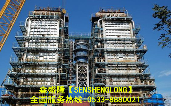 锅炉速效除垢剂SZ800【粉剂】产品大型锅炉应用